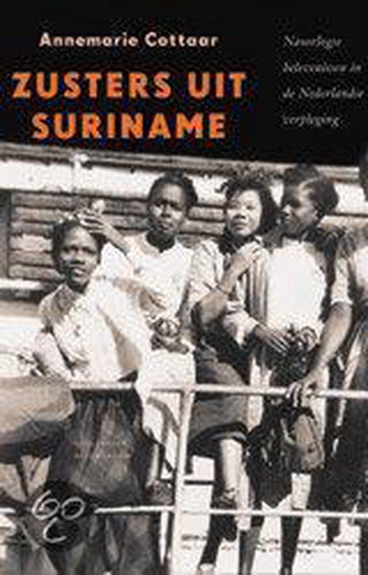 Zusters uit Suriname - Annemarie Cottaar pdf epub
