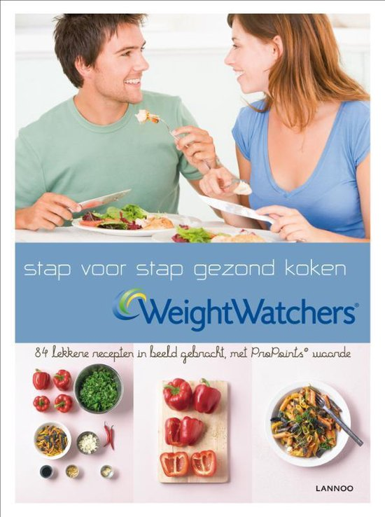 Stap voor stap gezond koken - Weight Watchers pdf epub