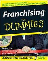 Franchising for Dummies, 2nd Edition