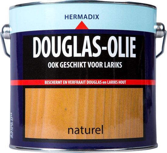 Afbeelding van Hermadix Douglas Olie - Naturel - 2,5 liter