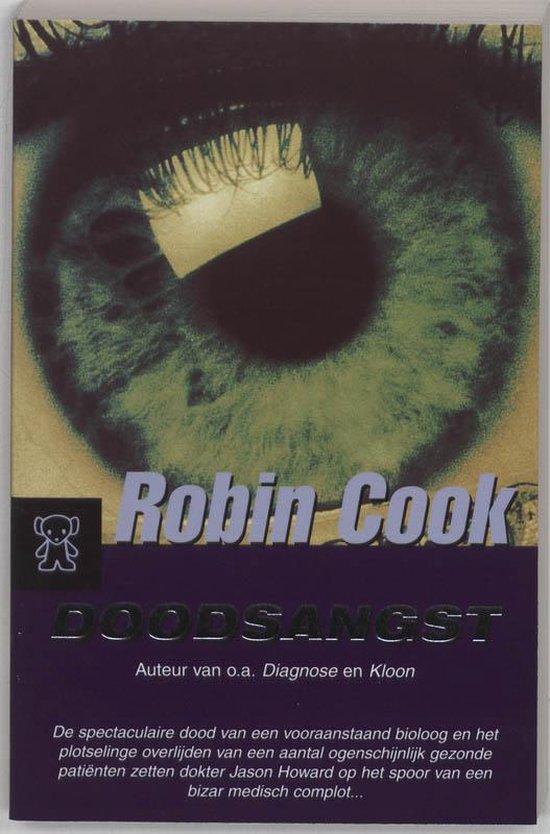 Doodsangst - Robin Cook pdf epub