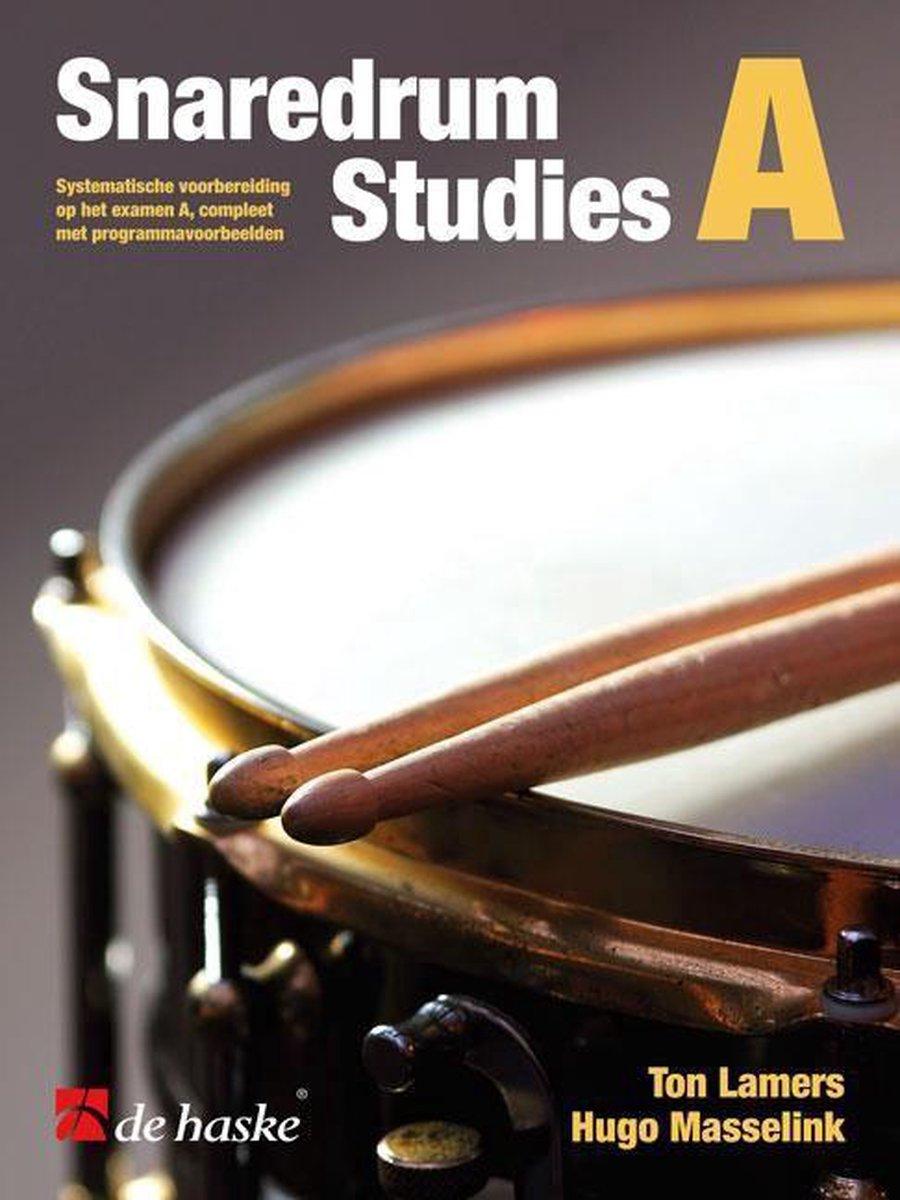 Snaredrum Studies A - T. Lamers