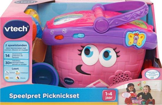 VTech Speelpret Picknickset - Speelset