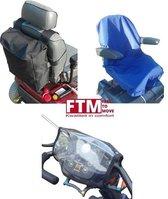 Free to move Scootmobiel tassen voordeelset