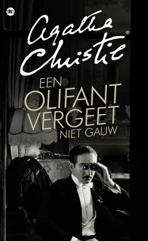 Poirot 36 - Een olifant vergeet niet gauw - Agatha Christie  