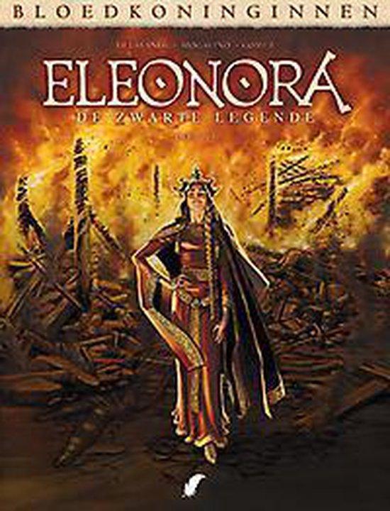 Bloedkoninginnen - Eleonora 001 De Zwarte legende - Carlos Gomez |