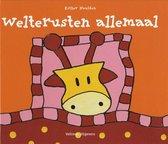 Kinderboeken Veltman Dierentuin - Welterusten allemaal. 3+