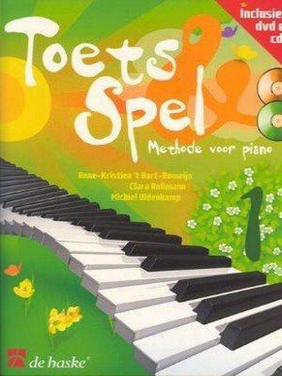 1 Piano Toets en Spel - A.K. 'T Hart-Romeijn   Fthsonline.com