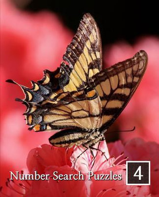 Number Search Puzzles 4