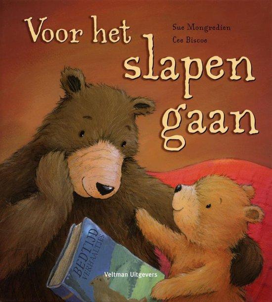 Cover van het boek 'Voor het slapengaan'