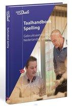 Boek cover Van Dale Taalhandboek spelling van Theo de Boer