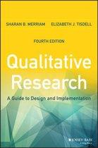 Boek cover Qualitative Research van Sharan B. Merriam (Paperback)