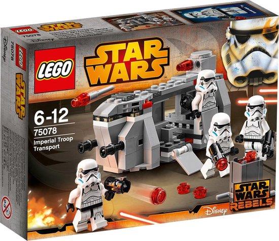 LEGO Star Wars Imperial Troop Transport - 75078 - LEGO