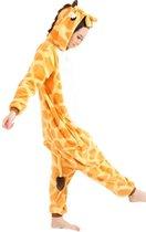 Giraffe Dieren Onesie / Huispak | cm)