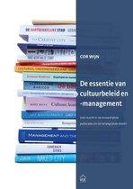 De essentie van cultuurbeleid en -management