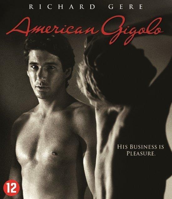 Cover van de film 'American Gigolo'