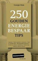 250 Gouden Energiebespaartips