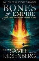 Boek cover Bones of Empire van Steven Savile