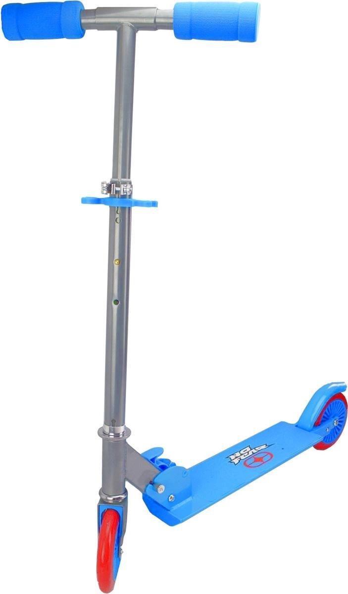 No Fear Scooter Stuntstep - Step - Jongens en meisjes - Blauw