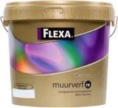 Flexa Colors Muurverf RV - WIT - 1 l