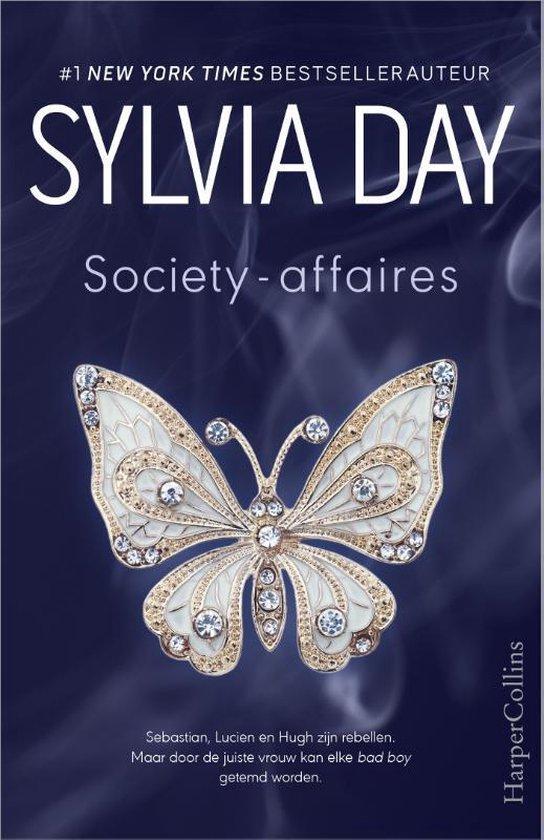 Society affaires - Sylvia Day  