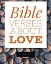 Boek cover Bible Verses About Love: KJV van Zenhashy