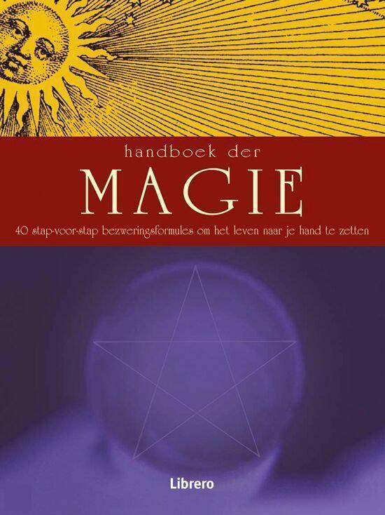 Handboek der magie pap - N. de Pulford |