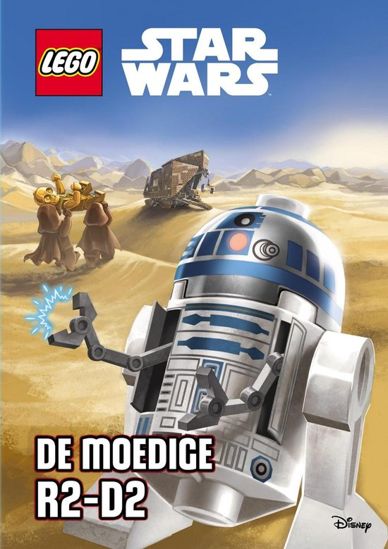 Lego Star Wars - De moedige R2-D2 - none |