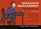 Boek cover Behaviour Management Pocketbook: 2nd Edition: Behaviour Management Pocketbook van Peter Hook