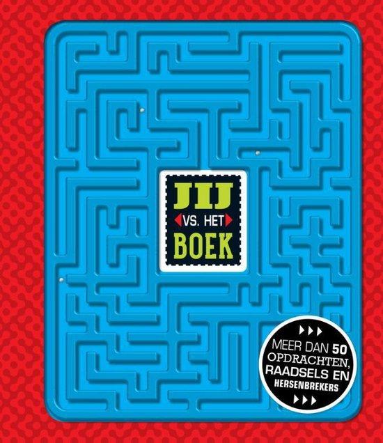 Jij vs. het boek - Tim Bugbird |