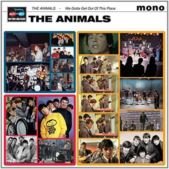 We Gotta Get Out Of This Place (The Animals Radio