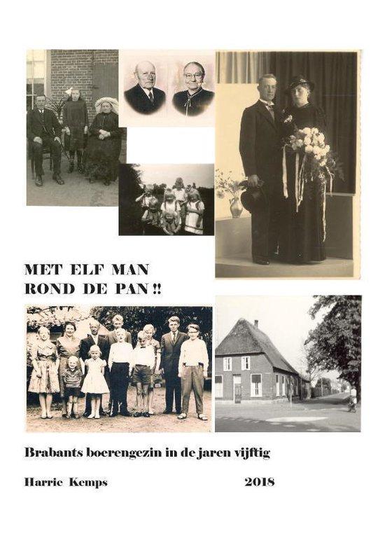Met elf man rond de pan - Harrie Kemps | Fthsonline.com