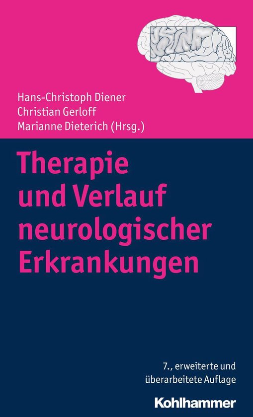 Boek cover Therapie und Verlauf neurologischer Erkrankungen van Benedikt Schoser (Onbekend)