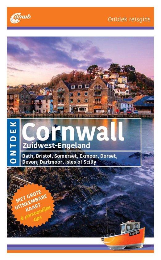 ANWB Ontdek Cornwall, Zuidwest-Engeland - Petra Juling |