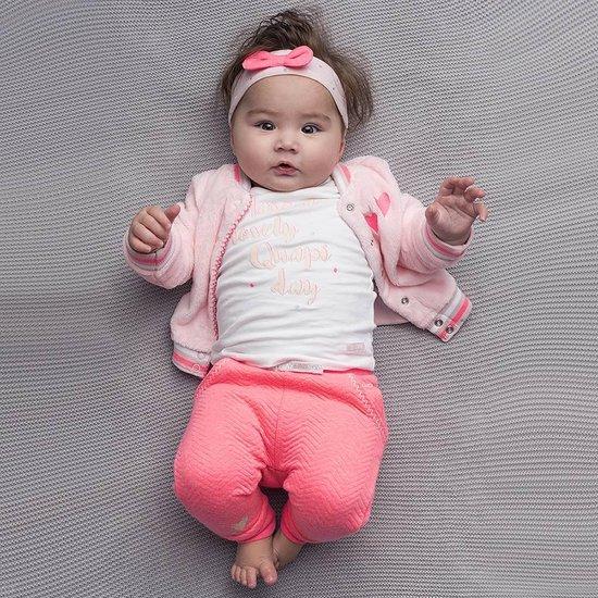 Quapi newborn shirt NATALIA WHITE