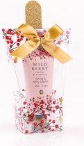 Hand & Nail Cream - WILD BERRY - Vanilla & Cranberry - Giftset