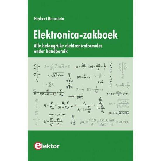 Elektronica-zakboek - Herbert Bernstein |