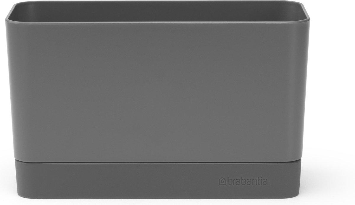 Brabantia Sink Side Aanrechtbakje - Dark Grey
