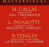 Masterpieces With Pavarotti, C