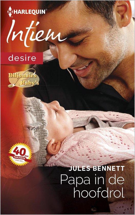 Papa in de hoofdrol - Intiem 2184 - Jules Bennett |