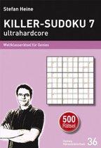 Killer-Sudoku 7 - ultrahardcore