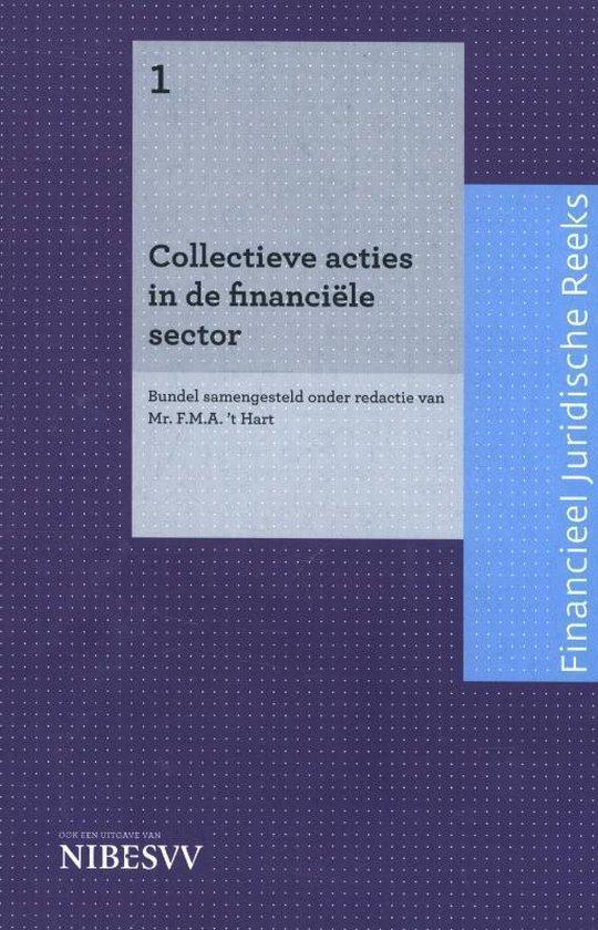 Collectieve acties in de financiële sector - none  