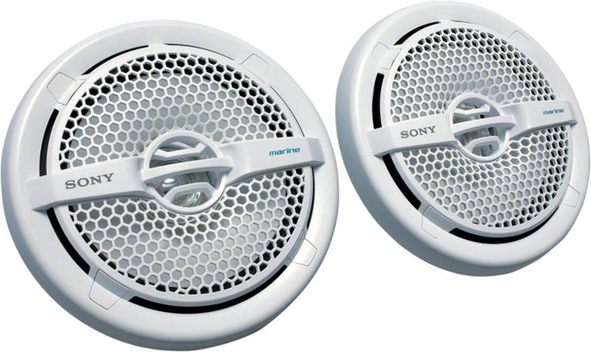 Sony XS-MP1611 - Marine speakers - Wit - Sony