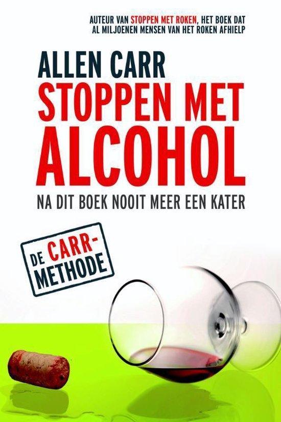 Boek cover Stoppen met alcohol van Allen Carr (Onbekend)