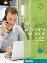 Telefontraining - Kursbuch B1/B2 mit Audio-CD