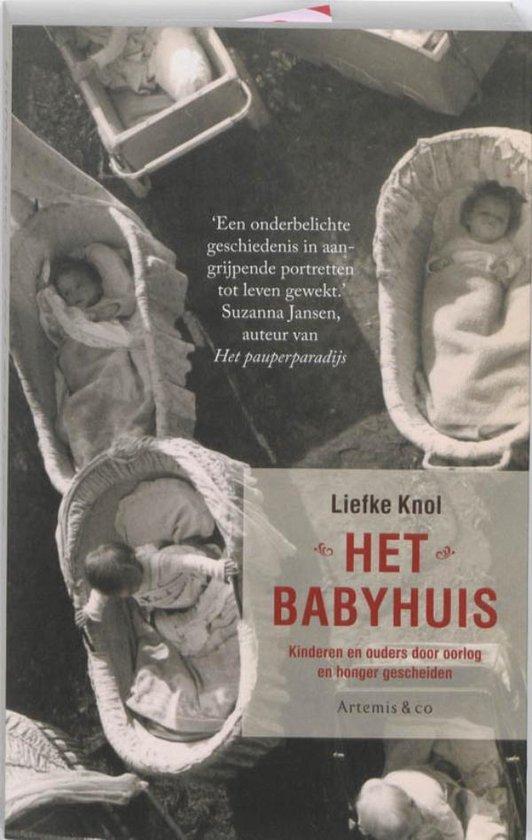 Het babyhuis - Liefke Knol  