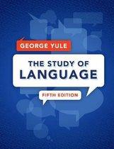 Boek cover Study of Language van George Yule