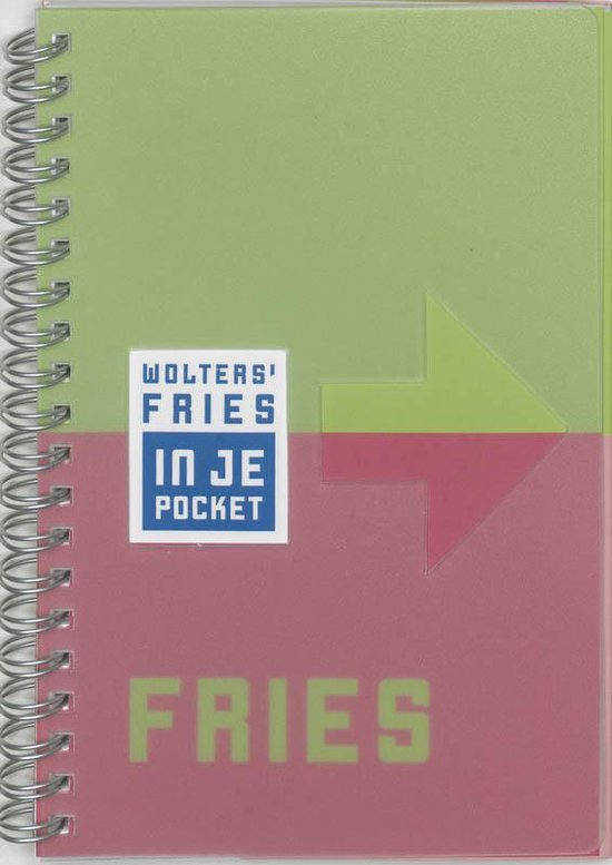 Wolters' Fries In Je Pocket - T. Veenstra |