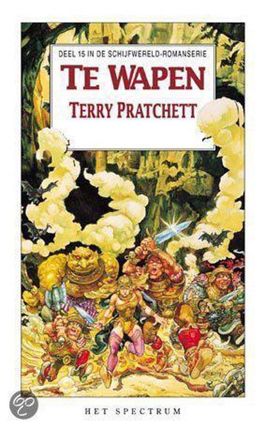 Te wapen - Terry Pratchett |
