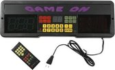 Favero Game On Scorebord + afstandsbediening